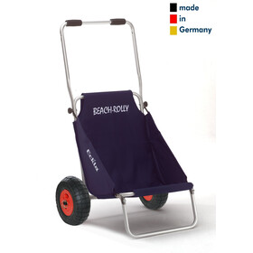 Eckla Beach-Rolly with Pneumatic Wheels blue uni